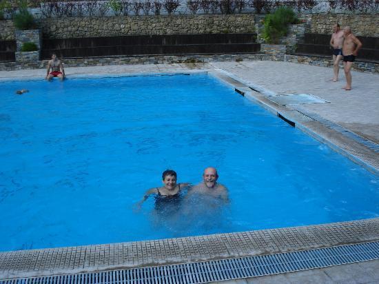 Hotel Galaxias: Pozar Thermal Swimming Pool