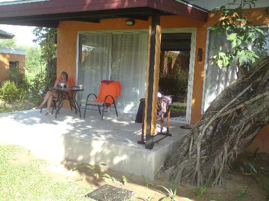 Beyond Resort Khaolak: palm villa