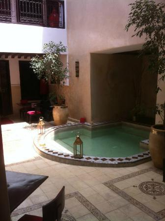 Riad Argan: Plunge Pool