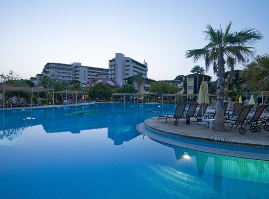 Belek, Turkey: Main pool