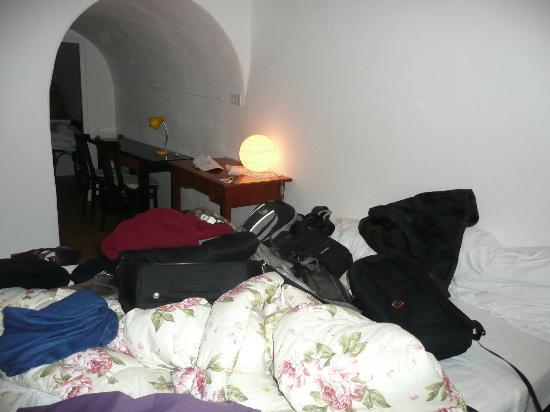 Bed & Breakfast Il Giardino Segreto : secret room