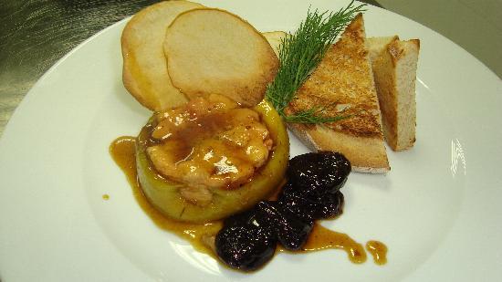 Фигаро: Foie Gras