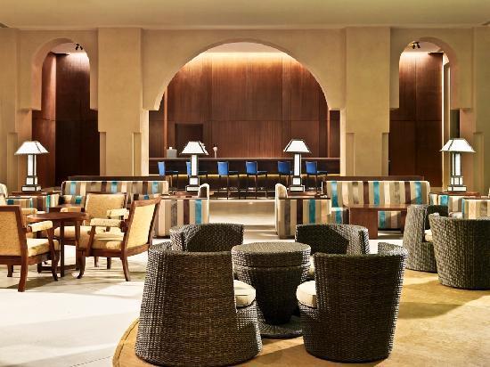 IBEROSTAR Royal El Mansour & Thalasso: Lobby bar