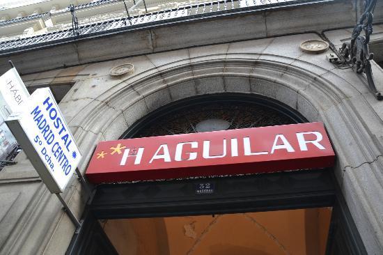 Hostal Aguilar: Albergo