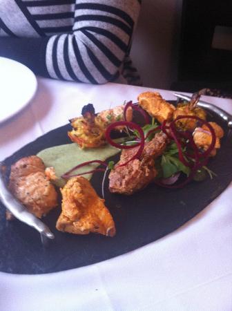Zayka: amazing food and super presentation