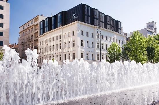 IBEROSTAR Grand Hotel Budapest: Fachada