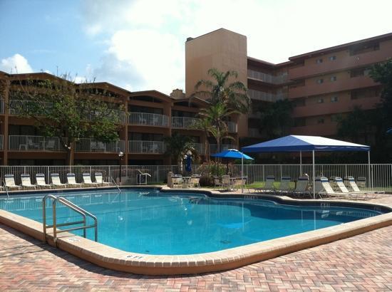 Canada House Beach Club: Main pool
