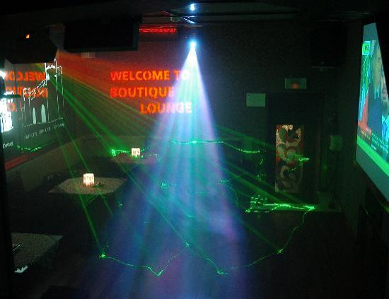 The Boutique Palace Hotel : Disco Room