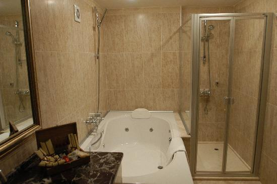 The Boutique Palace Hotel : Bathroom