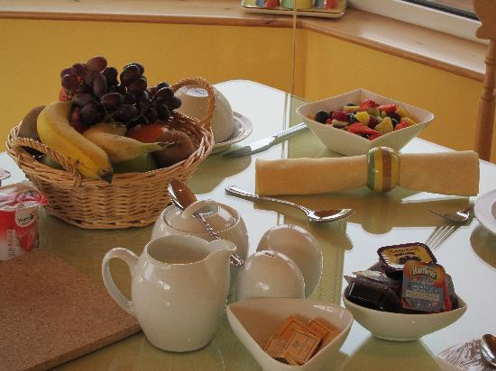 Lisdanar House: 5* Breakfast