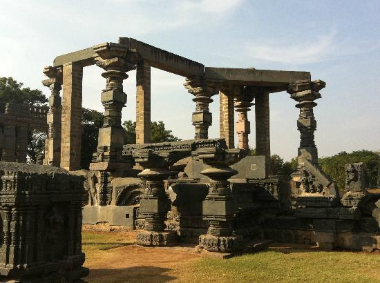Warangal Old Fort