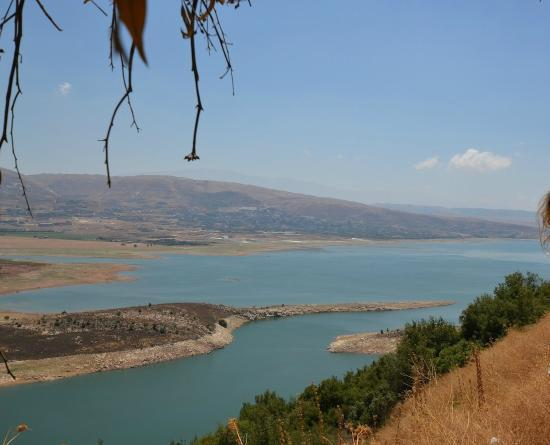 Libano: the Litani River