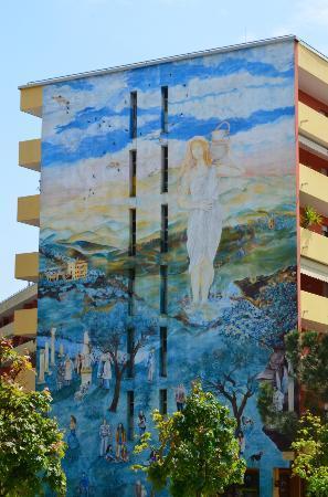 Montegrotto Terme, إيطاليا: un hotel