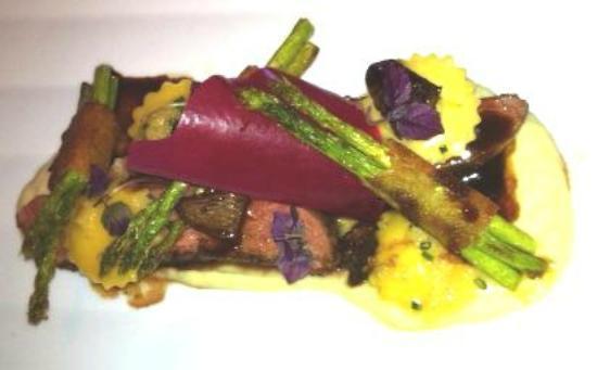 Goldberg Restaurant & Winelounge: Entenbrust