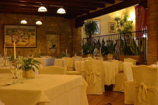 Vo, Italien: l'interno