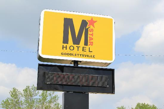 Somatel Goodlettsville: Sign