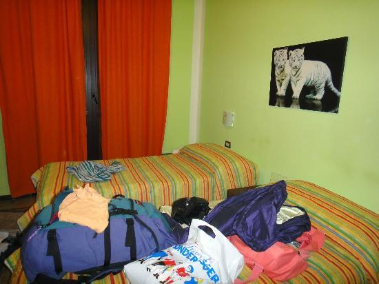 Hotel Ester: lots of stuff~~ my stuff..hehe..