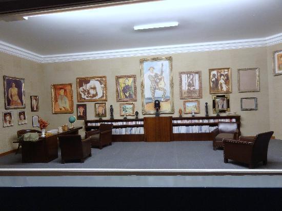 Musée de l'Orangerie : Orangerie particolare dello studio di P.Guillaume