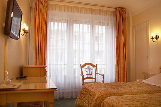 Hotel Metropole : Chambre standard