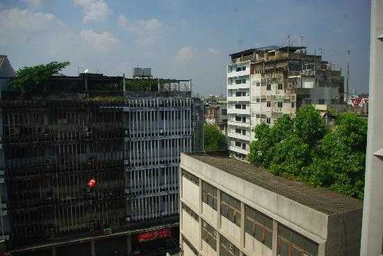 Miramar Hotel Bangkok: La plus belle vue