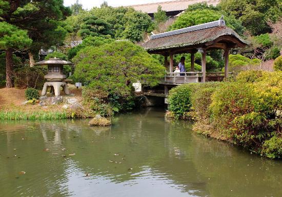 Daimaru Betso: 広大な庭園も見どころです