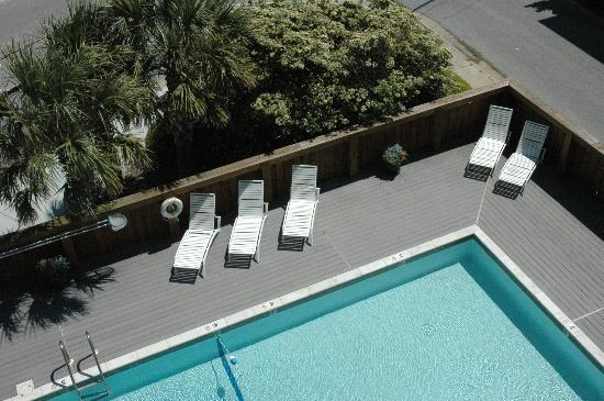 Summer Sands Suites : Summer Sands pool
