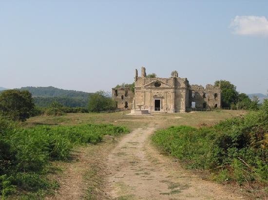 Monterano Natural Preserve: Riserva naturale Monterano