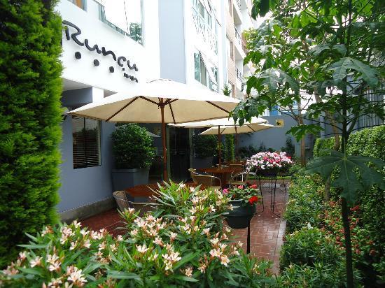 Hotel Runcu Miraflores: Pequeño, pero bonito