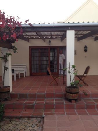 Kleinbosch Lodge: Een van de mooie kamers