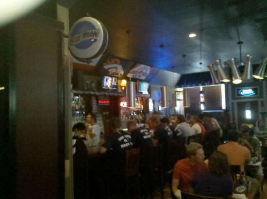 Moe's Crosstown Tavern: What a neat bar.....