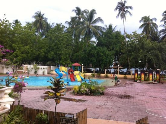 Cottages on the beach - Picture of Dolores Tropicana Resort, Mindanao -  Tripadvisor