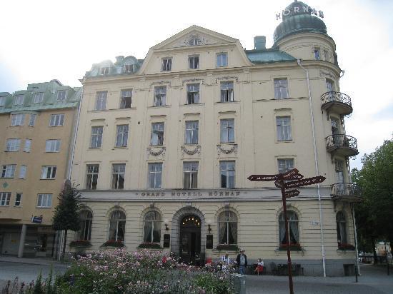 Grand Hotell Hornan: Hotel Exterior