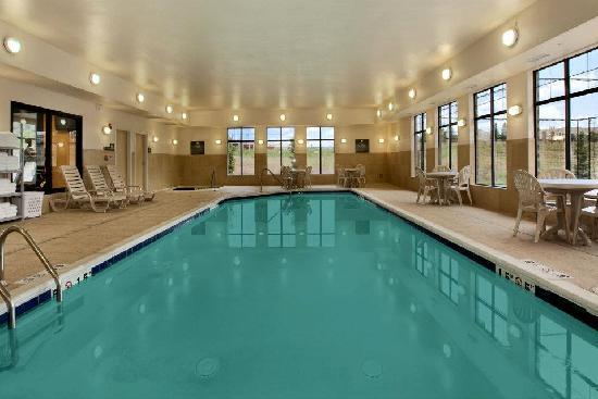 Homewood Suites by Hilton Denver Littleton : Large Indoor Pool and Hot Tub