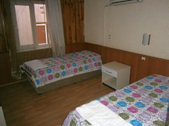 Mustafa Hotel: standard double room