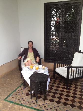 Riad Samarkand: Breakfast!