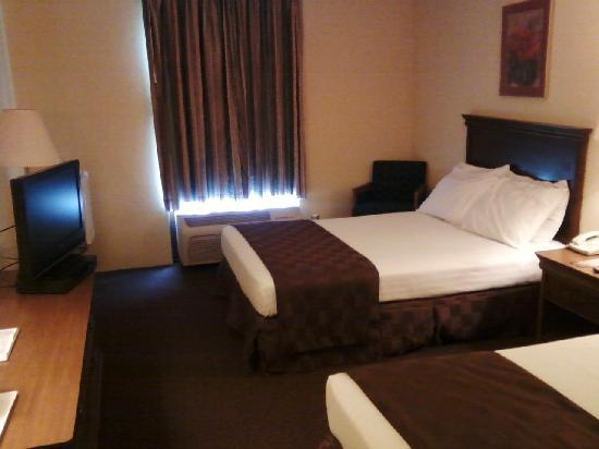 Americourt Hotel Mountain City : Double Room