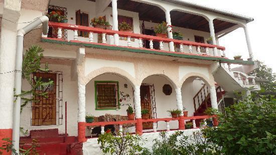 Drapers San : facciata principale