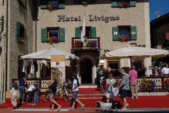 Hotel Livigno: Entrata