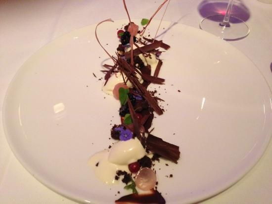 Hotel niXe Binz Restaurant: Schokoladen Variation