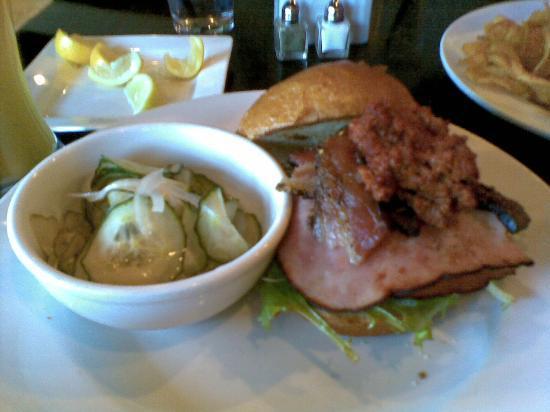 Crave Whole Hog burger - Picture of Crave Kitchen and Bar, El Paso ...