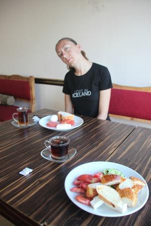 Vicapalas Hotel: breakfast