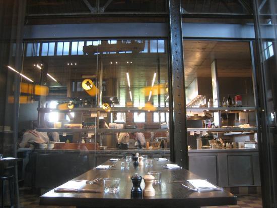 Design Keuken Gent : Zicht op de keuken foto van volta gent tripadvisor