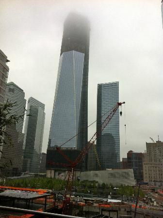 W New York - Downtown: Blick auf den Freedom Tower