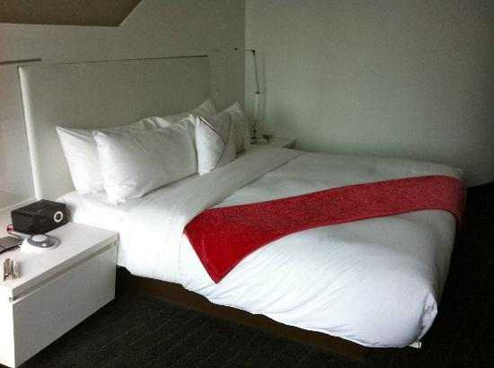 W New York - Downtown: Zimmer 1501 - sehr schön und sehr angenehm