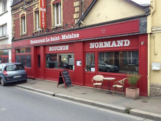 Le Bouchon Normand: le Saint Melaine