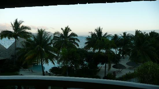 InterContinental Tahiti Resort & Spa: View from balcony1