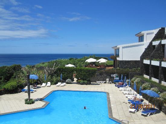 Caloura Hotel Resort: Här kan man sitta hur länge som helst