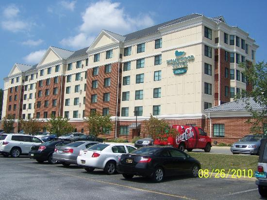 Homewood Suites by Hilton Newark/Wilmington South : OUR VACATION HOTEL WHEN BACK HOME