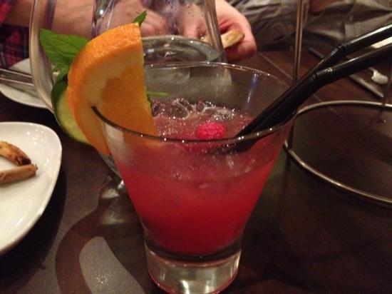 Trattoria 51: The nicest cocktail EVER!