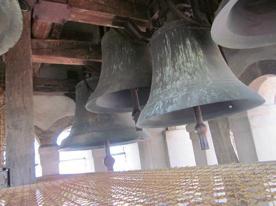 Koper, Eslovenia: The bells!